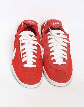 耐克nike-女子红色复古鞋429886-600