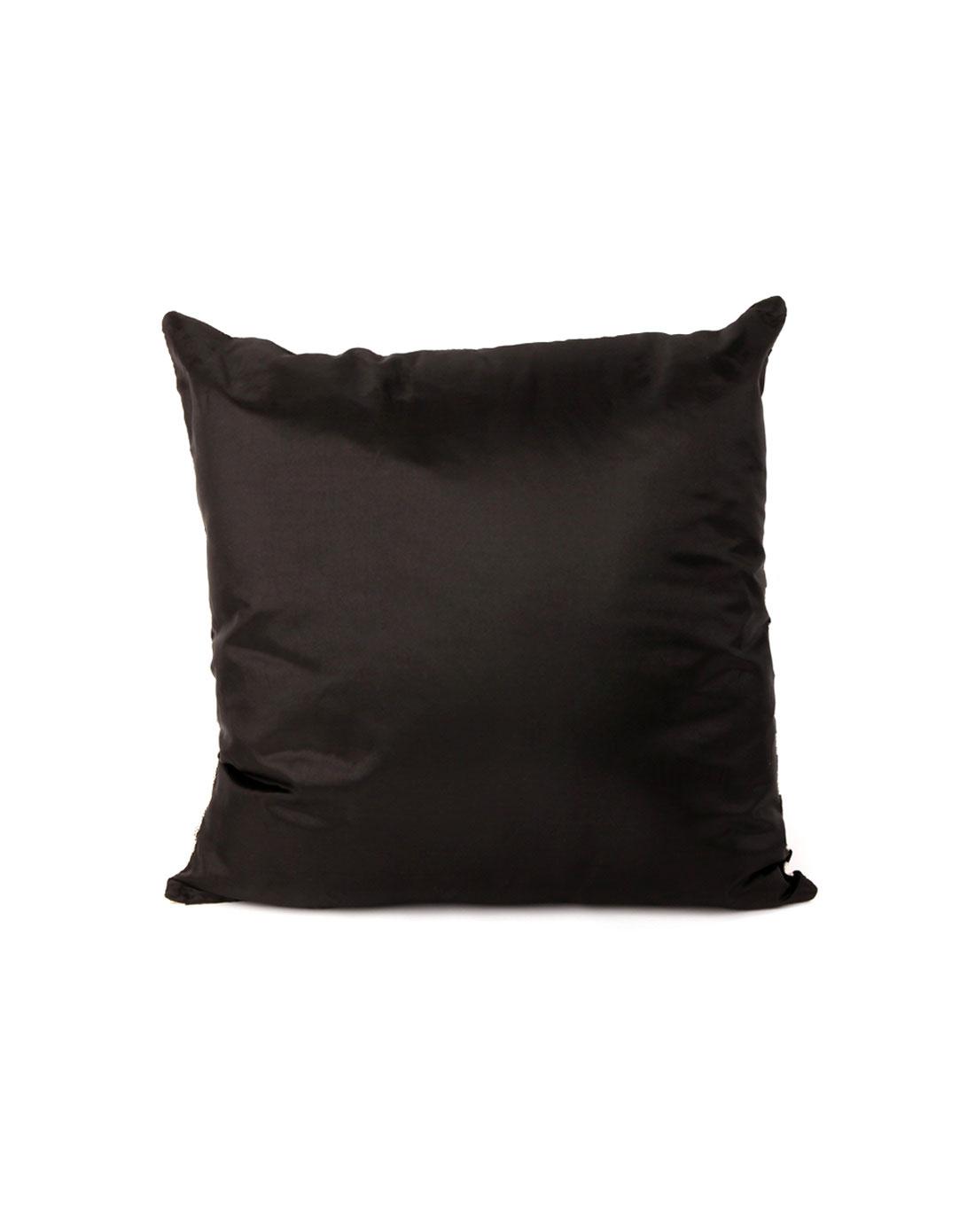毛线黑白图抱枕-毛线黑白图图片