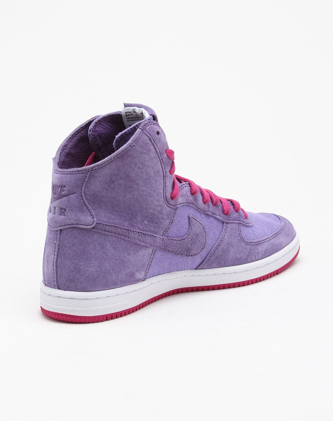 耐克nike紫色百搭帅气运动文化鞋538226-500
