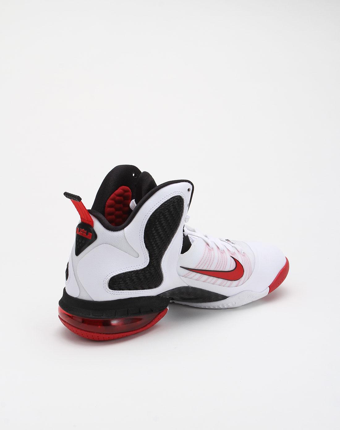耐克nike-男款个性帅气黑白拼色篮球运动鞋469764