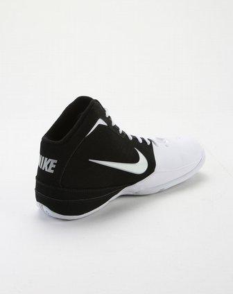 男款黑白撞色新潮时尚篮球鞋