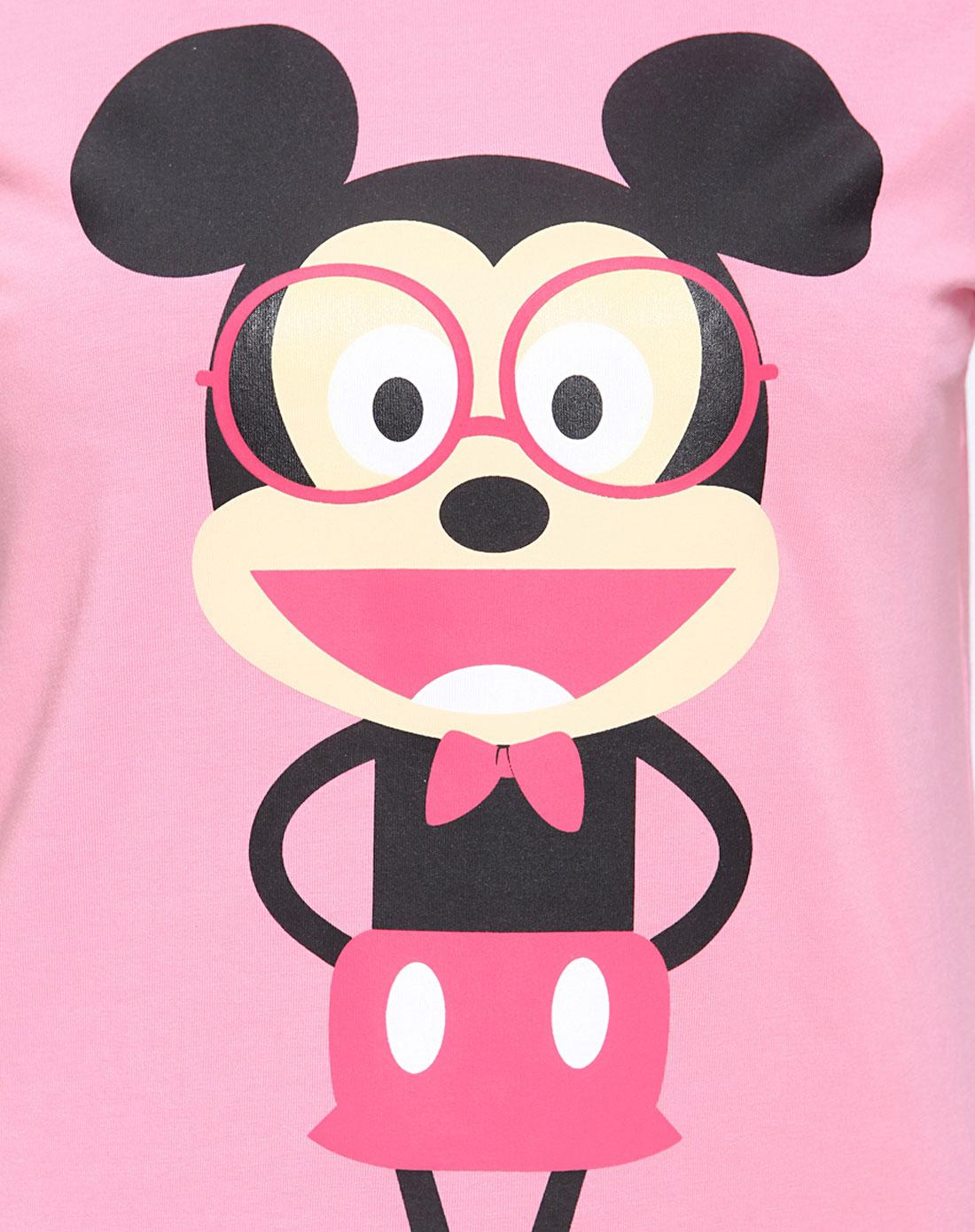 可爱米奇短袖t恤ha