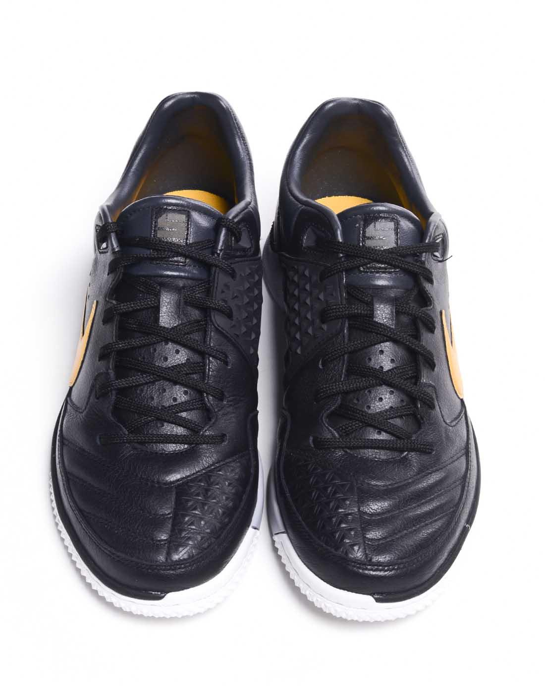 耐克nike-男子黑色足球鞋442125-071