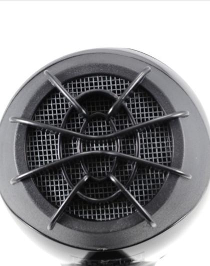 专业发型师大功率超霸风电吹风(黑色)