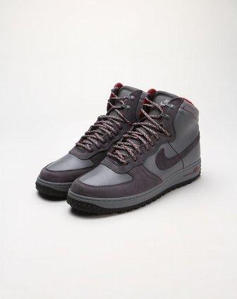 耐克nike-男款灰色都市休闲帅气高帮鞋537889-001