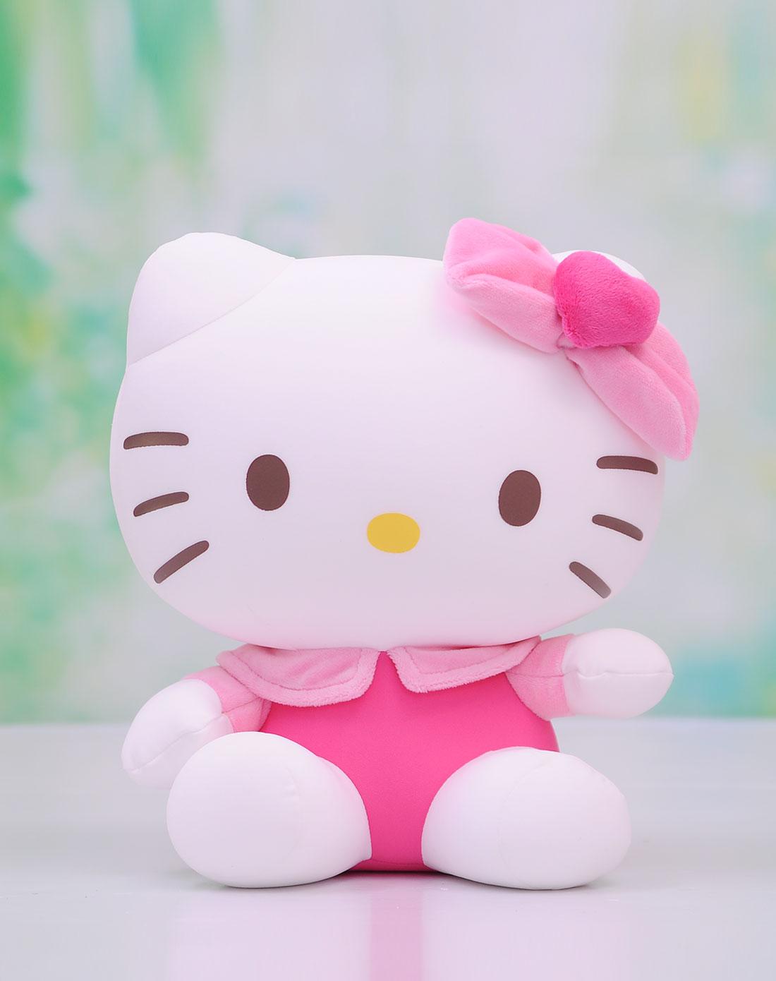 hello kitty 28cm粒子玩具-粉色凯蒂猫