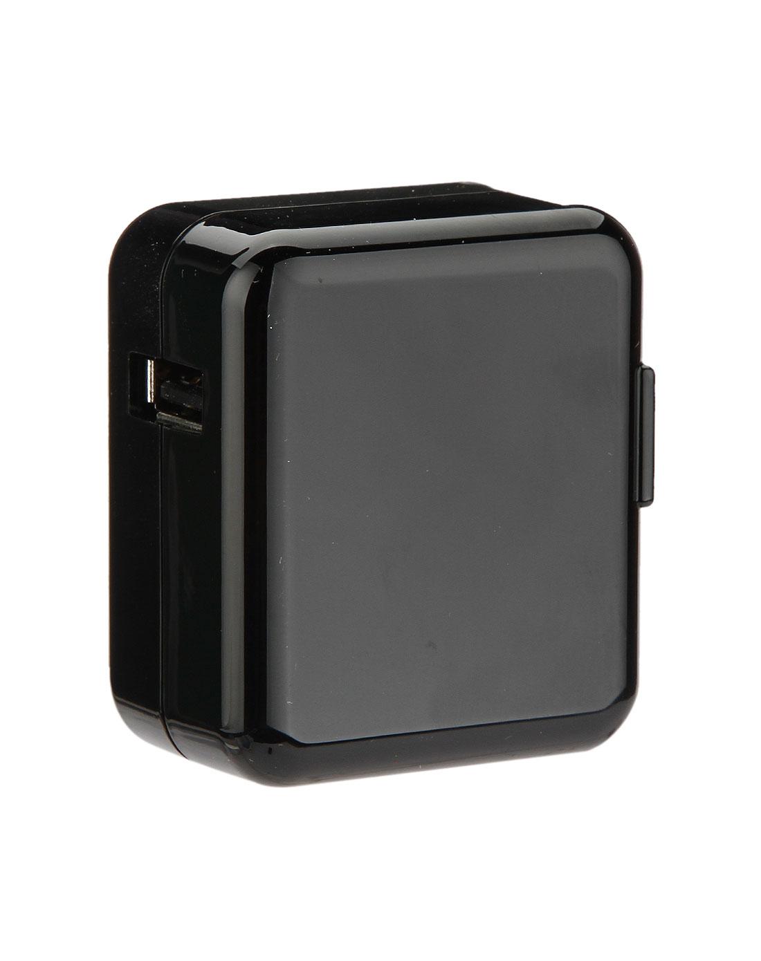 黑色三星平板电脑充电器
