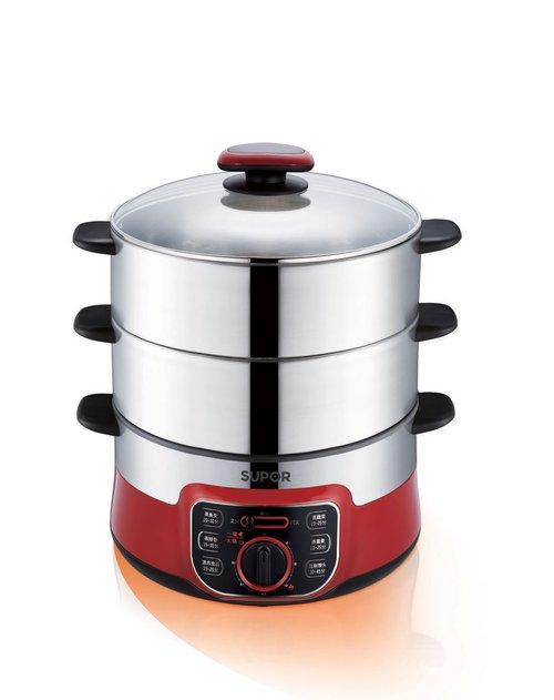 苏泊尔电蒸锅价格_新品上架 您看到的商品报价由易购整理  苏泊尔 多功能电蒸锅