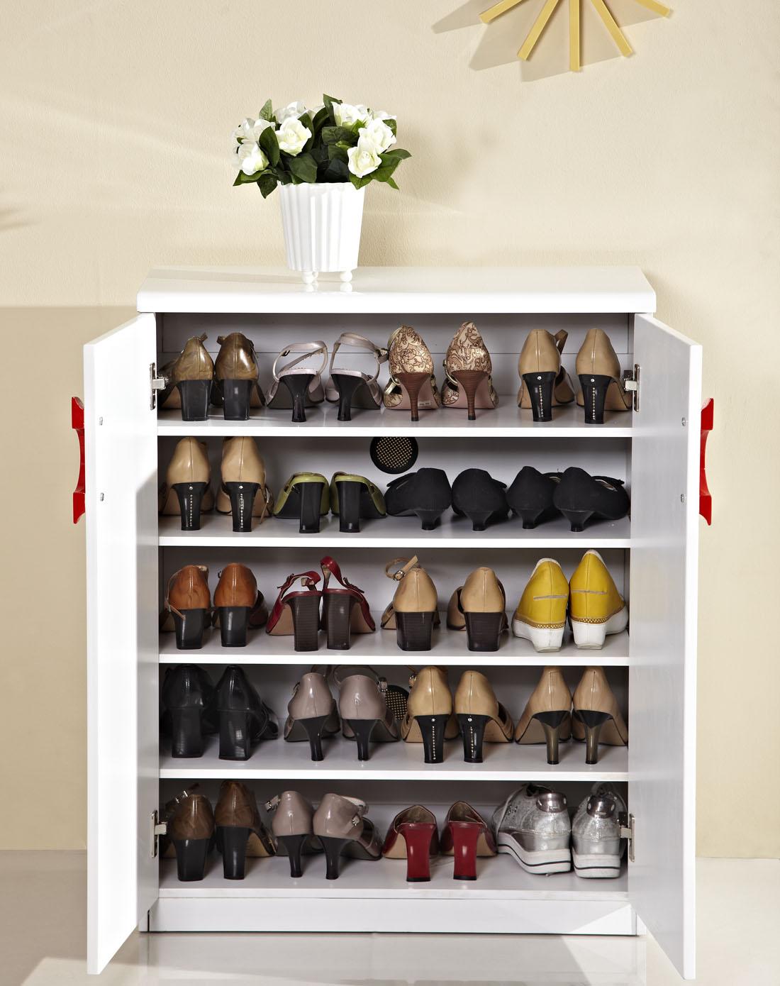 可爱儿童鞋柜