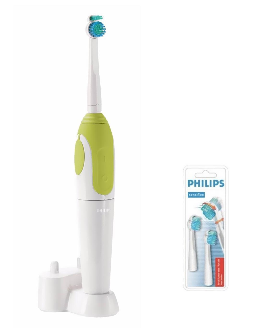 sensiflex充电式电动牙刷hx