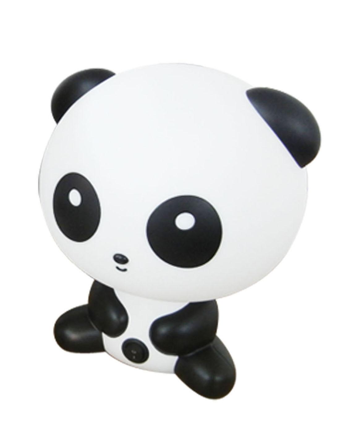 可爱萌小熊猫矢量
