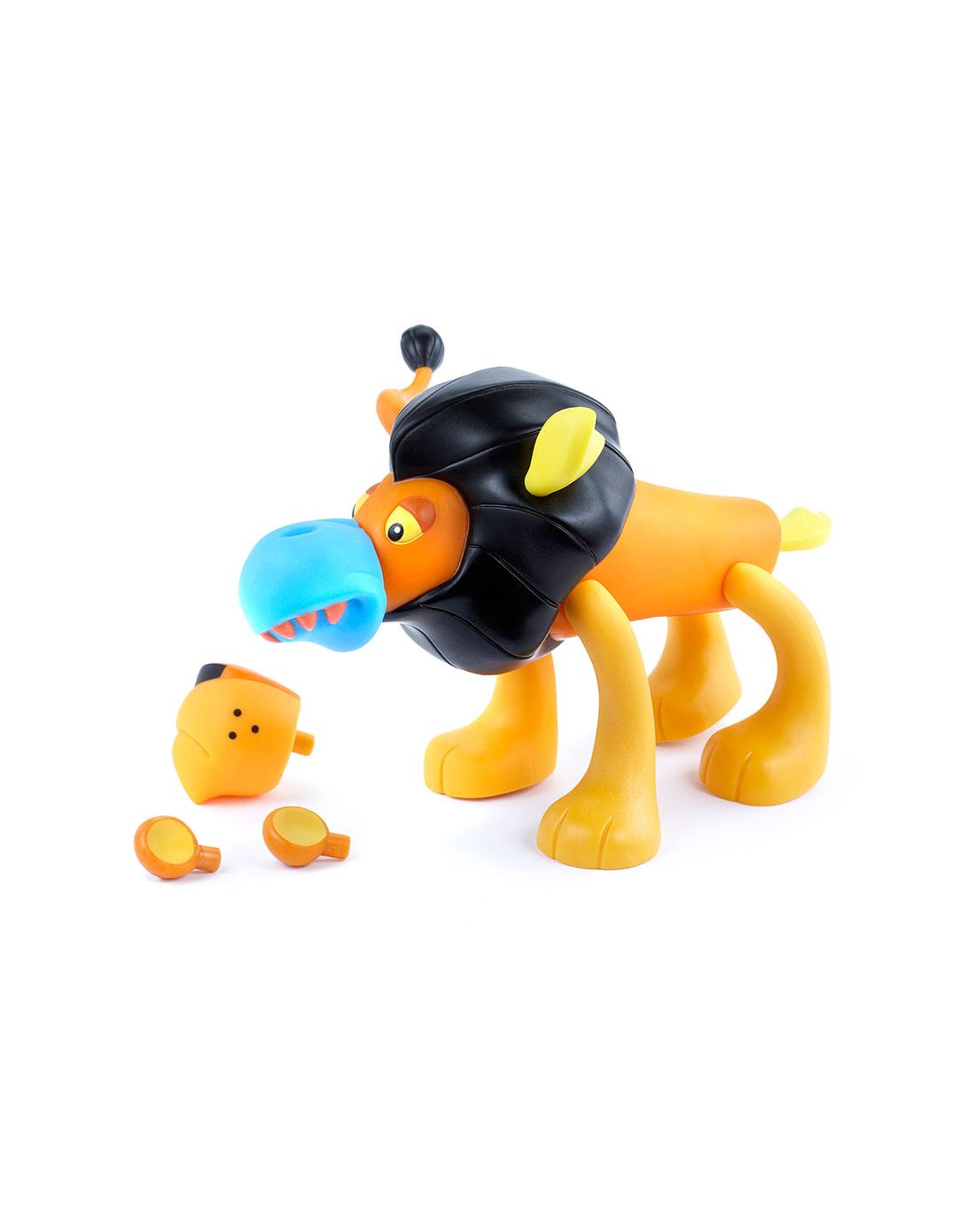 可爱动物玩具系列-狮子