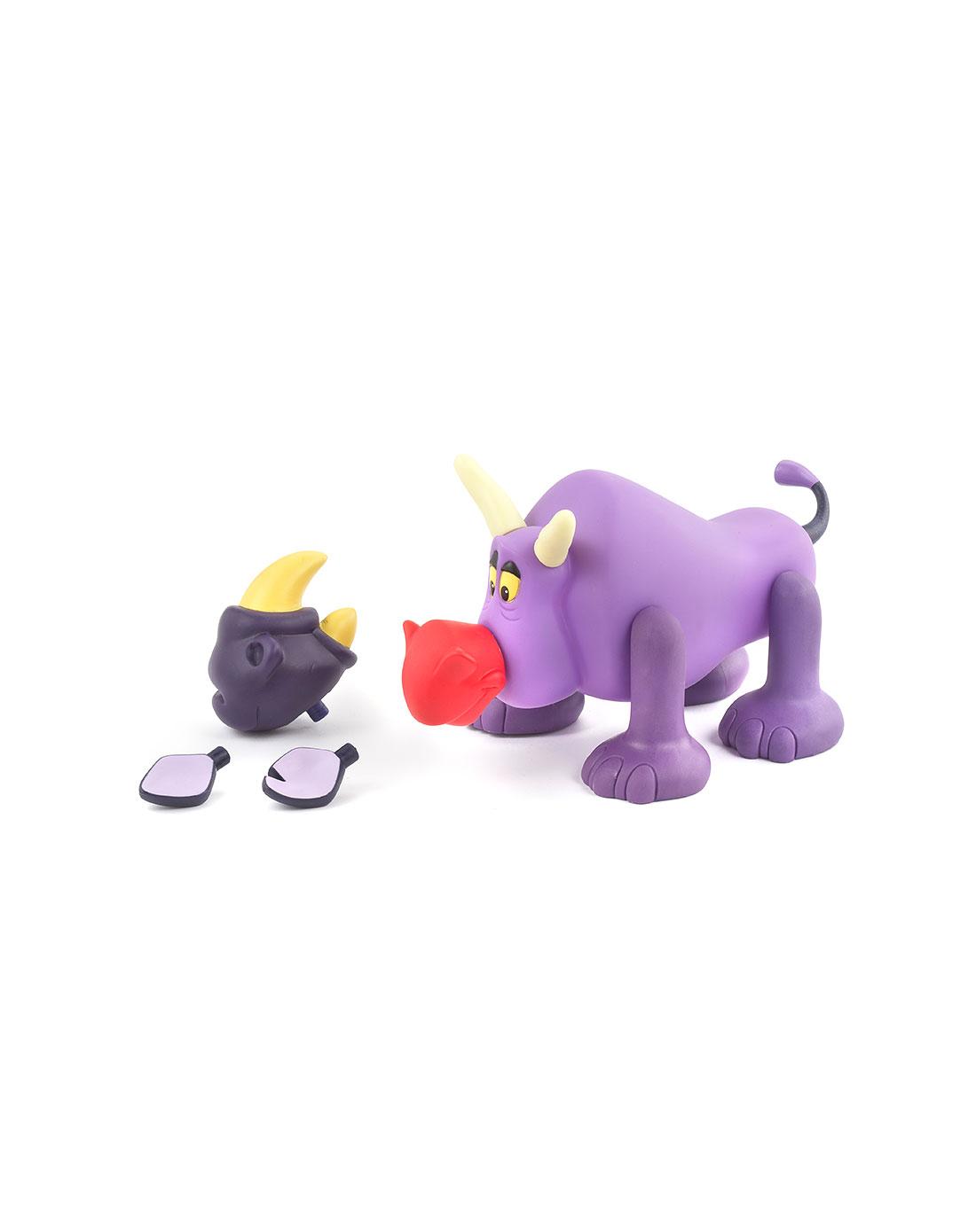 可爱动物玩具系列-犀牛