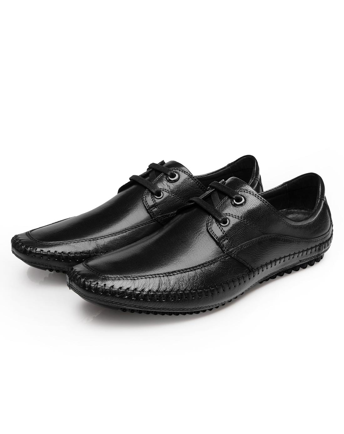 男鞋休闲皮鞋m9005a