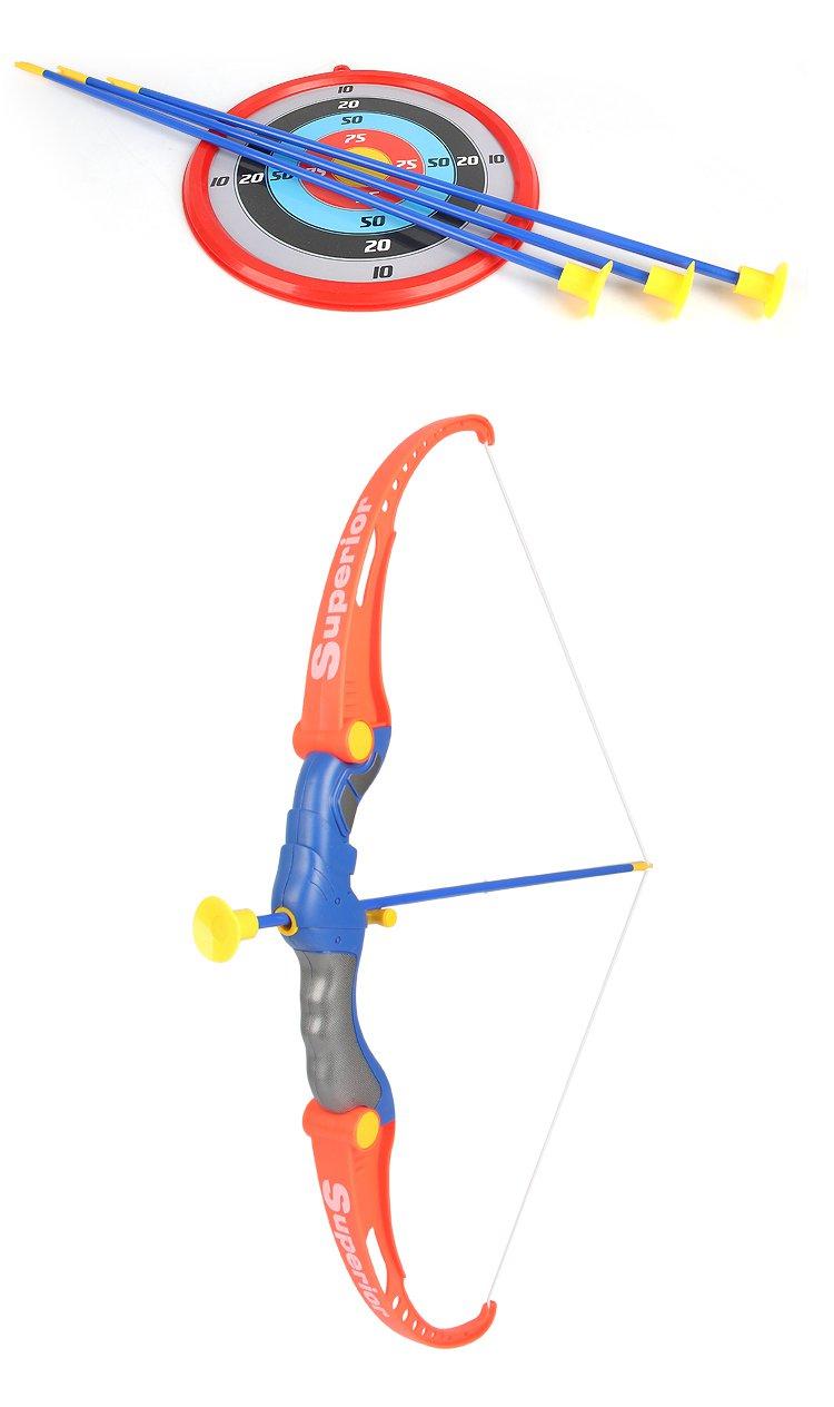 弓箭高清矢量图