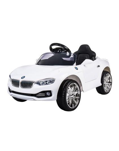 福儿宝儿童电动车1088摇摆白色