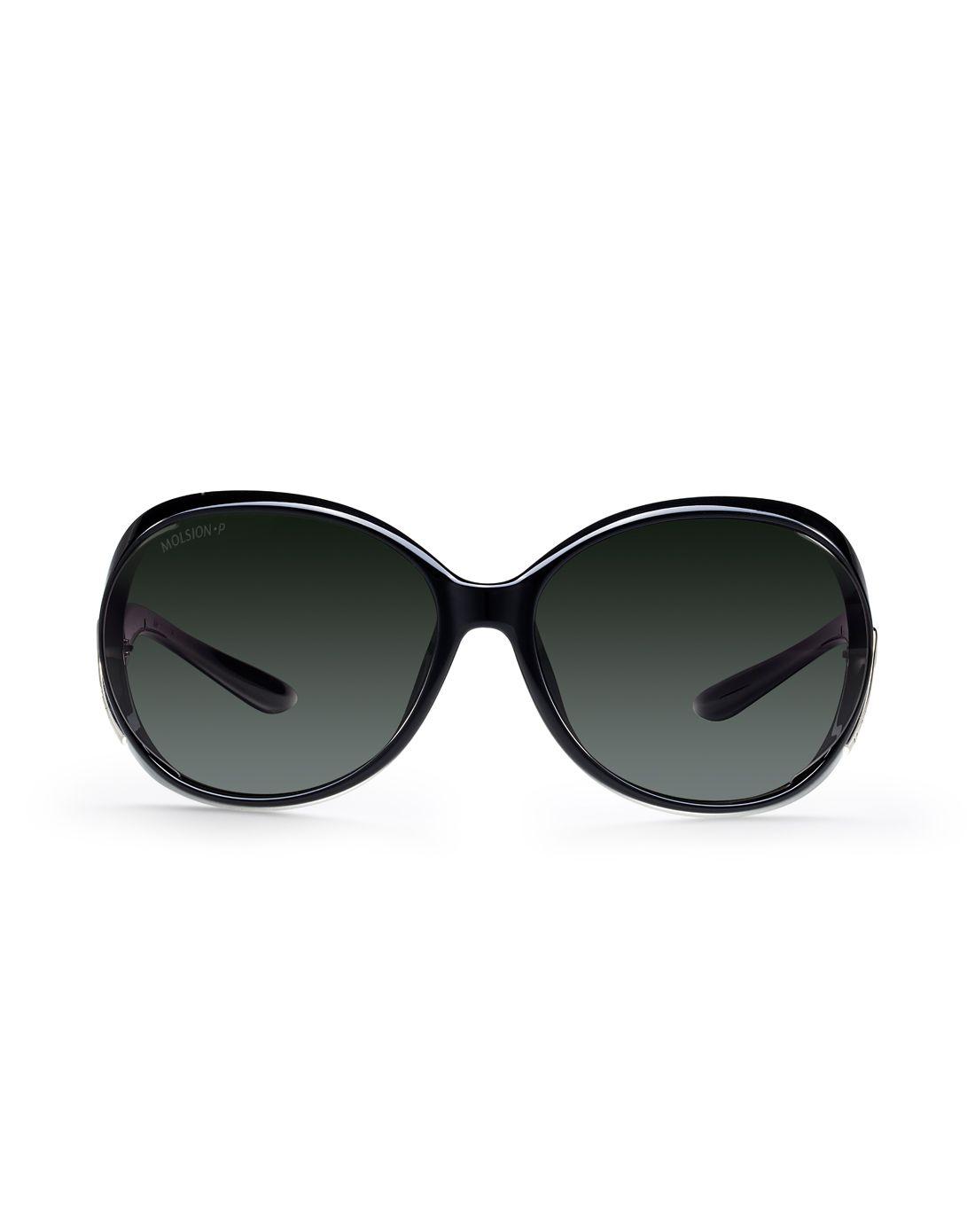 陌森molsion眼镜专场molsion陌森经典大框超轻偏光镜