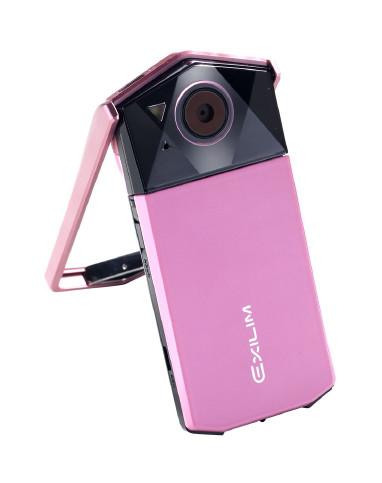 卡西歐tr600粉色美顏自拍神器