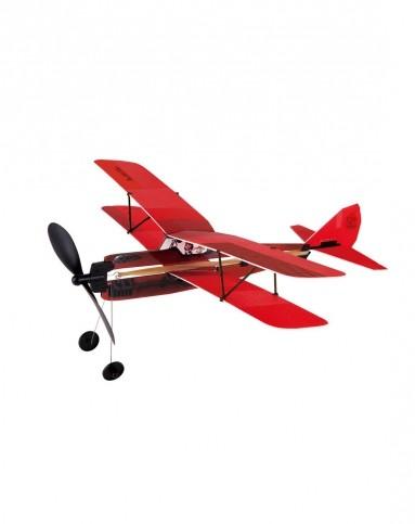 小王子diy复古双翼飞机824698