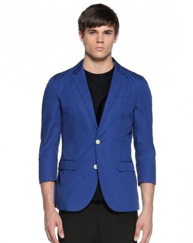 trendiano男蓝色西装外套v3131042350600