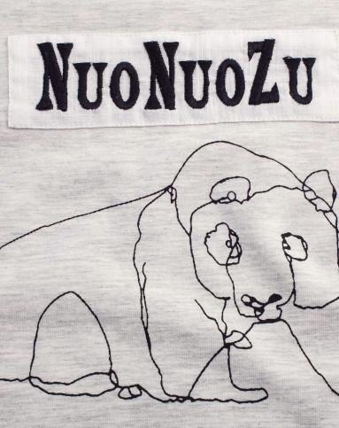 26个英文字母小熊系列简笔画c