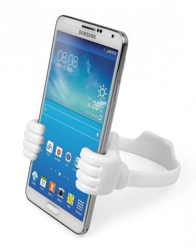 米帆mevein车上用品专场大拇指手机支架(白色)mf-dmz