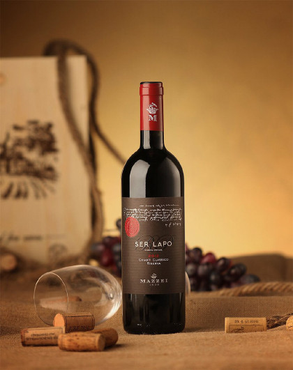私藏干红葡萄酒单支装+礼盒