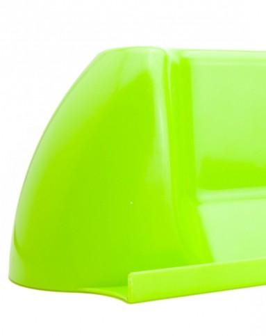 生活编辑者liveditor创意多功能挂式简易垃圾桶(绿色