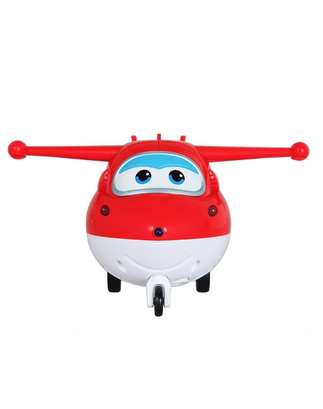 超级飞侠 语音刷卡机飞机公仔-乐迪