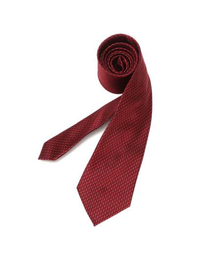 红色时尚百搭领带