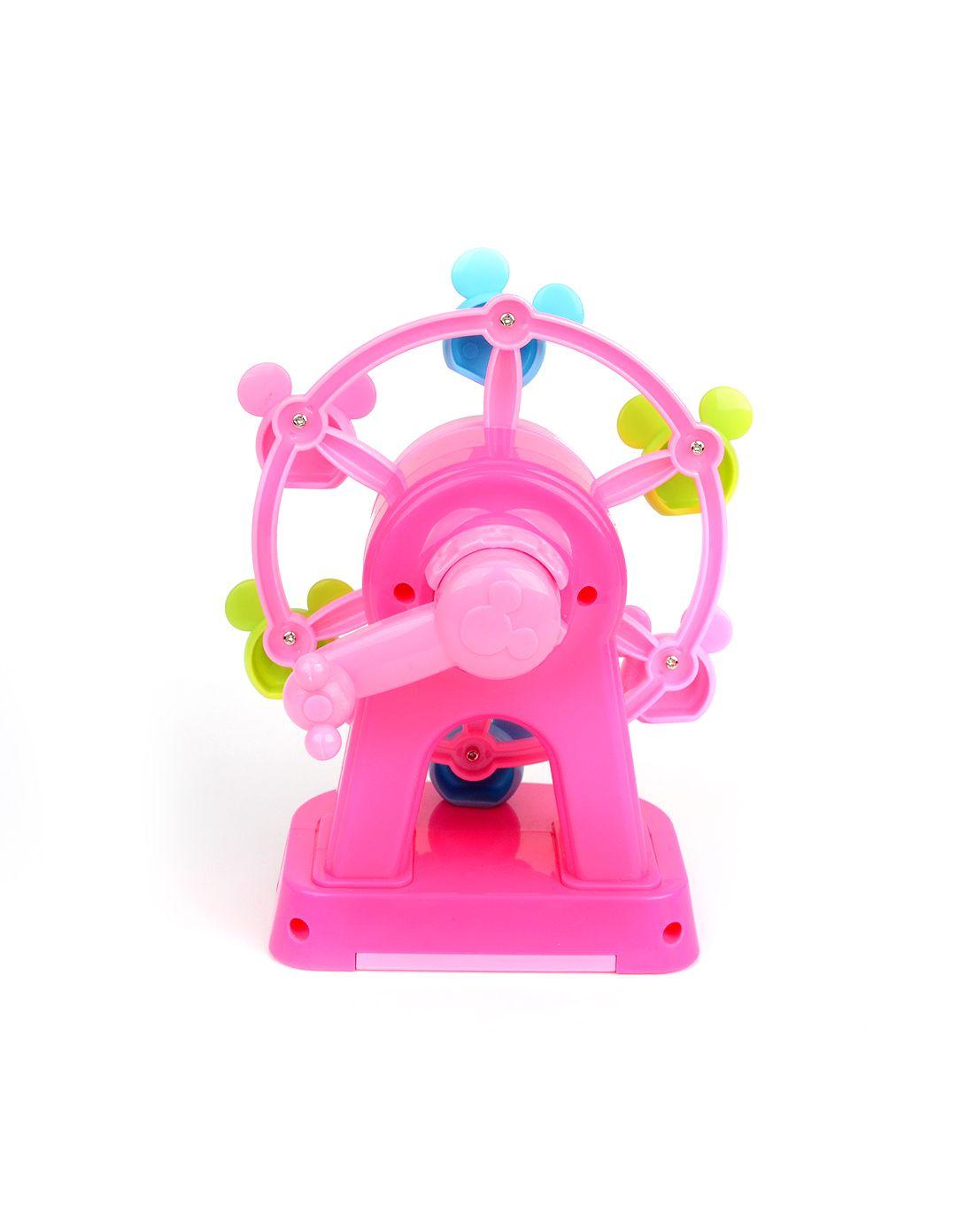 迪士尼粉色摩天轮削笔机