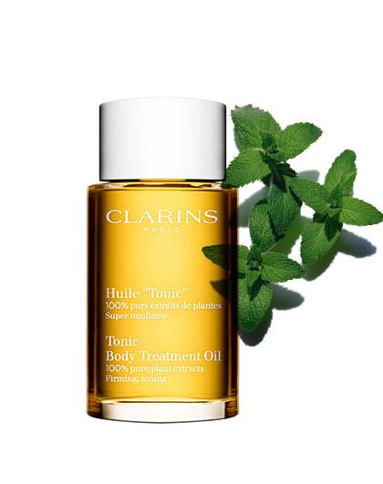 Clarins『抵御妊娠纹』调和身体护理油