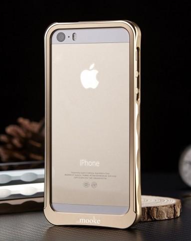 iphone5s弧形金属边框