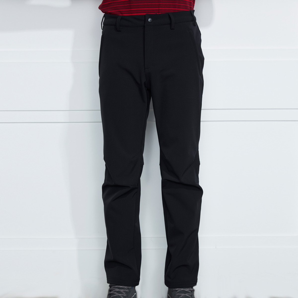 土拨鼠土拨鼠Marmot 冬季防风防泼水舒适透气M1 黑石男士软壳裤J80980001