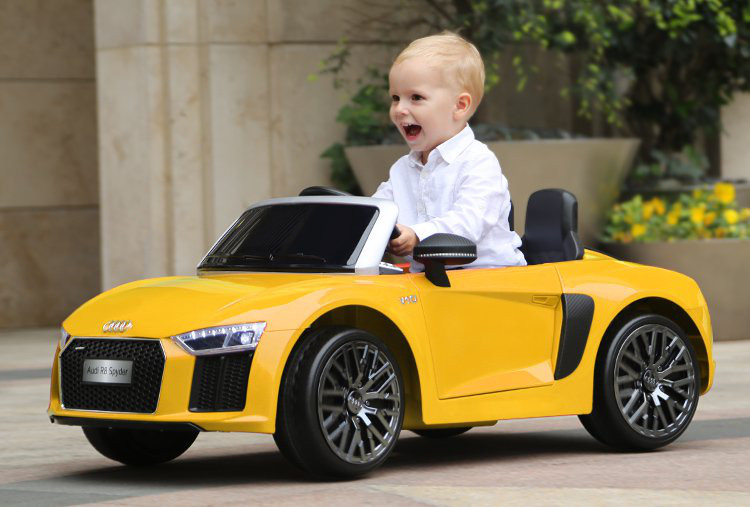 福儿宝儿童电动车r8注塑摇摆