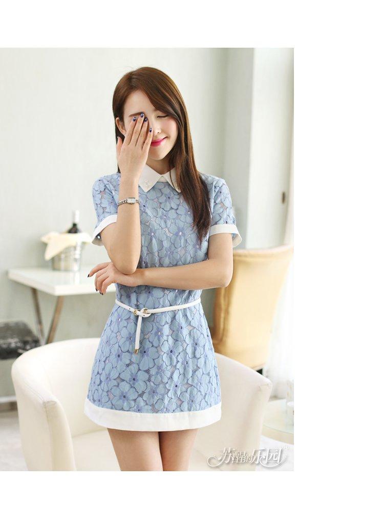 连衣裙韩版常规