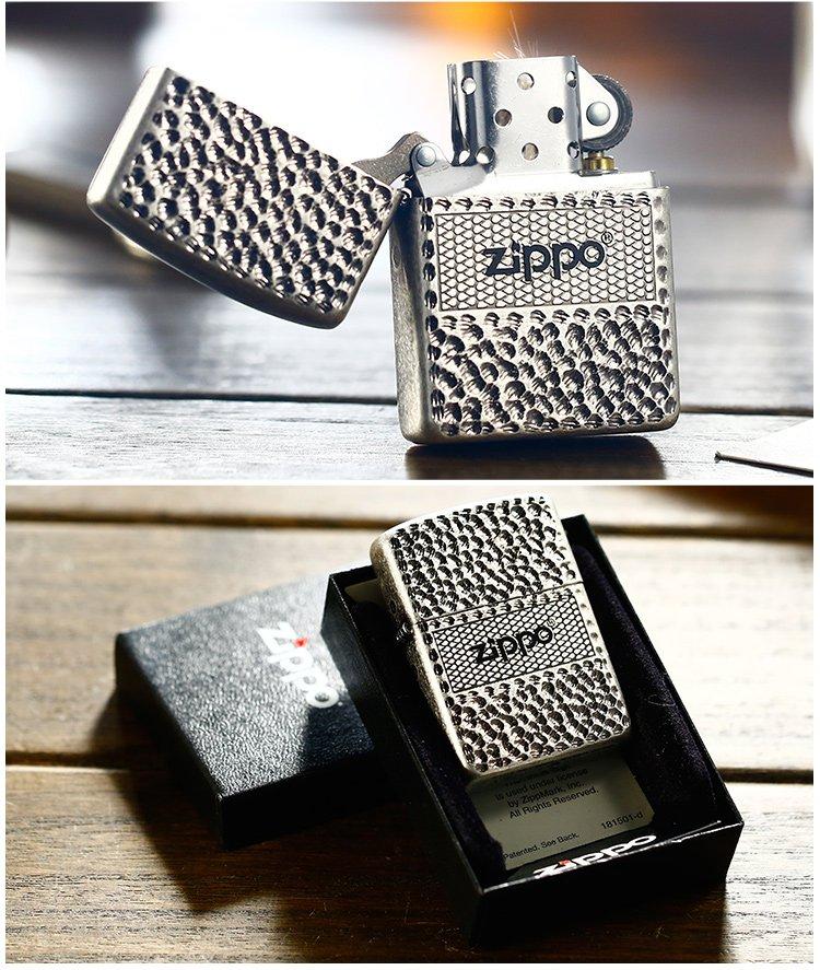 芝宝zippo之宝 标志横向-防风煤油打火机男士礼品 生日礼物