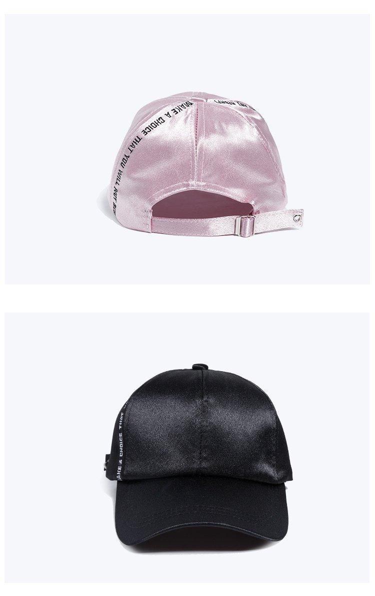 2017新款时尚休闲棒球帽女 拼接圆顶帽子
