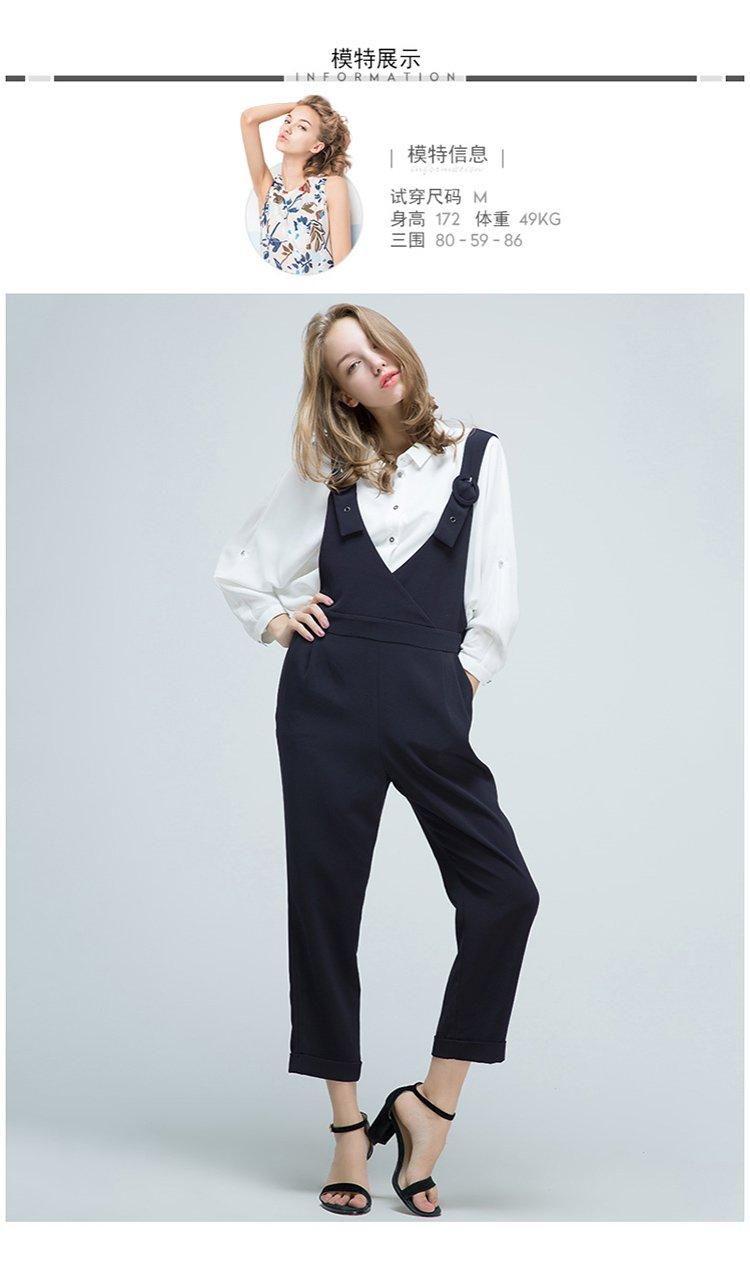 品牌名称: 拉谷谷 商品名称: 休闲背带裤 产地: 中国 材质: 面料:89.
