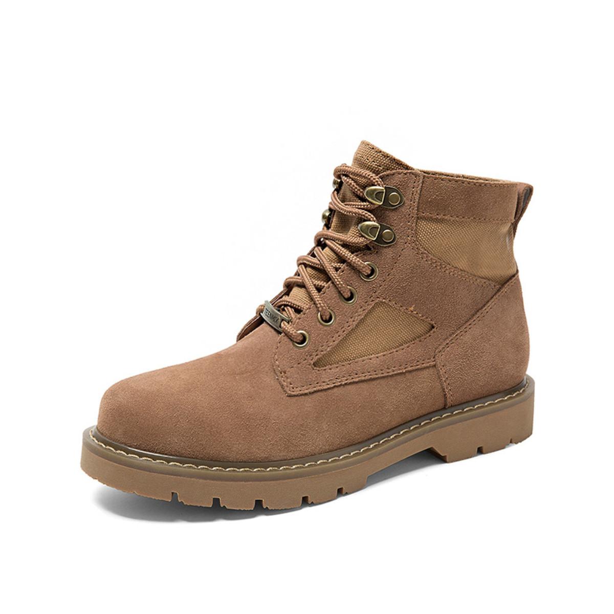 天美意天美意2019冬新款商场同款英伦工装马丁靴短靴女皮靴TGLAV171DS1DD9