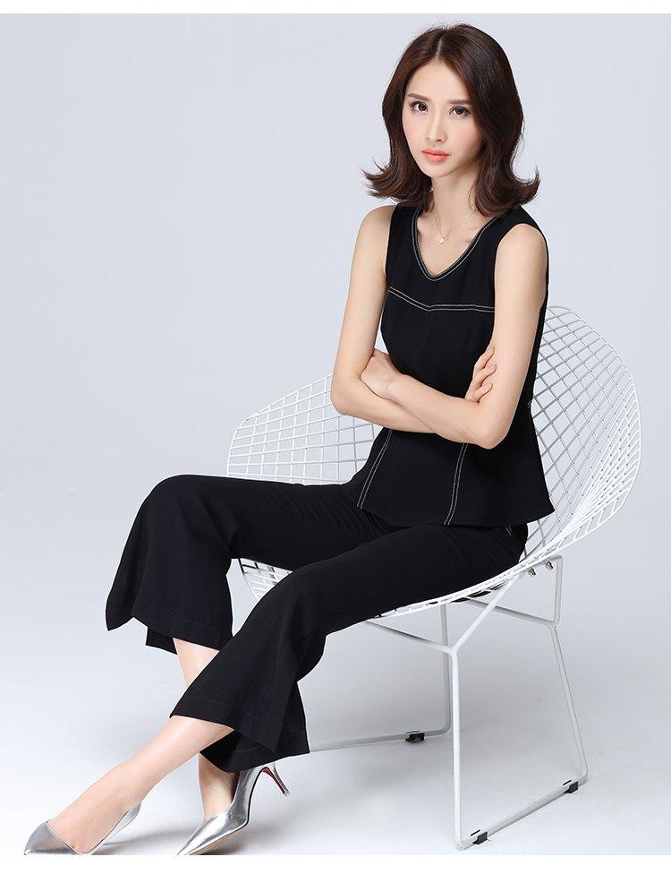 时尚名媛气质套装图片