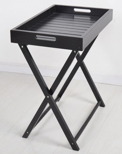 桌子黑白简笔画