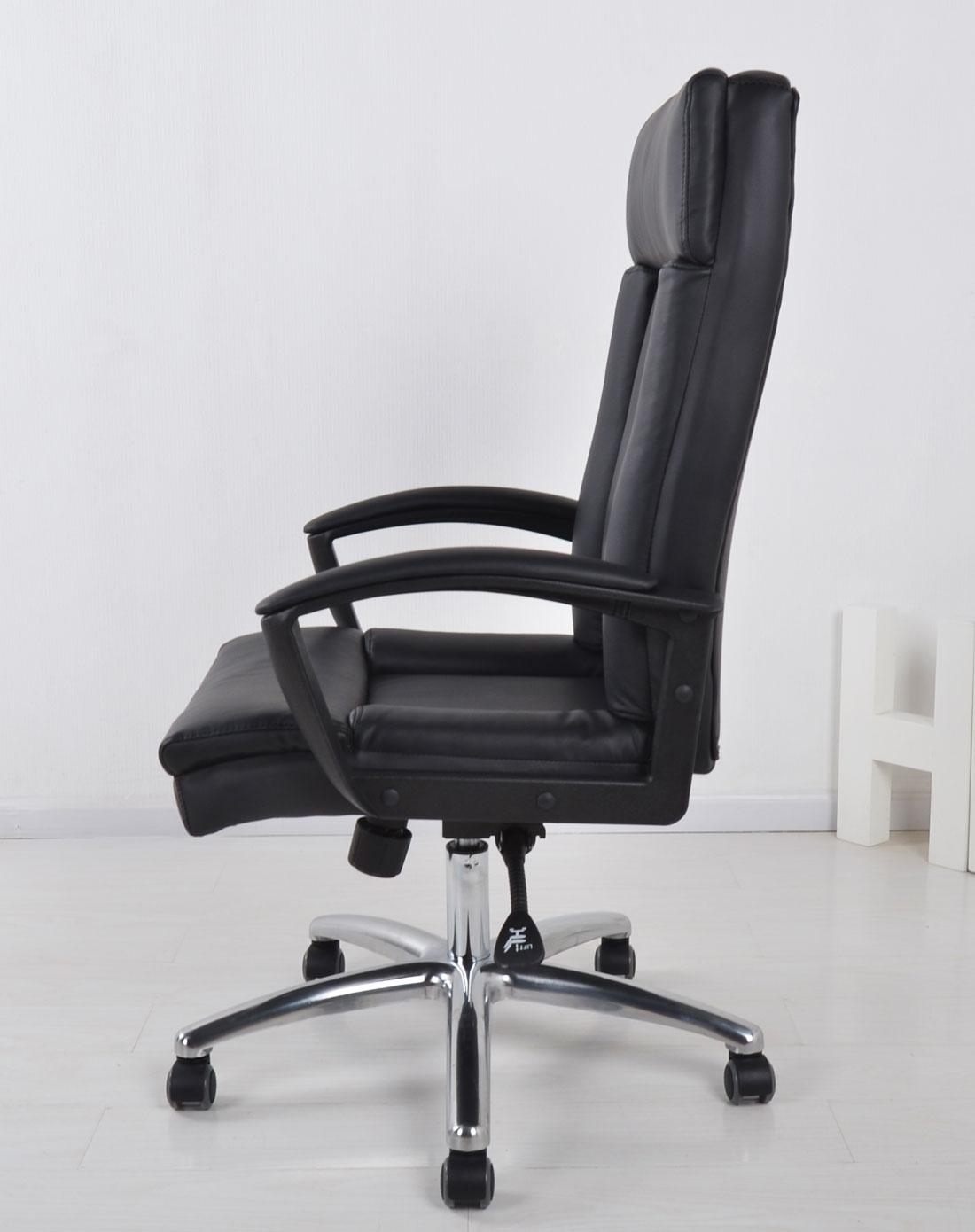 时尚休闲皮制电脑椅 欧式简约 商务之王