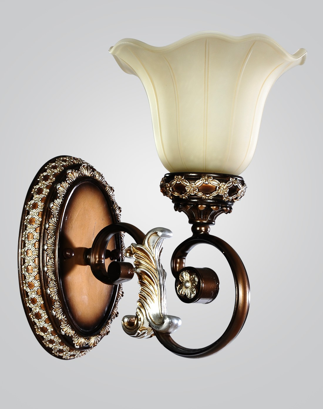 单头壁灯 个性镂空雕花 现代欧式