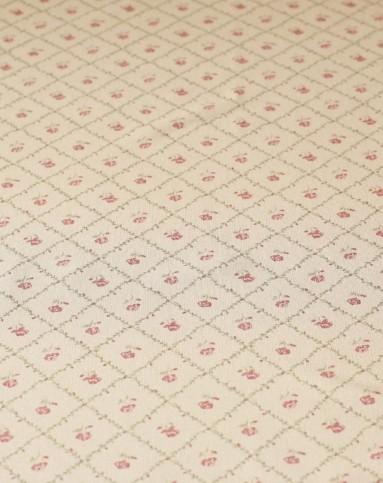 小清新欧式碎花棉质田园餐桌桌布c款