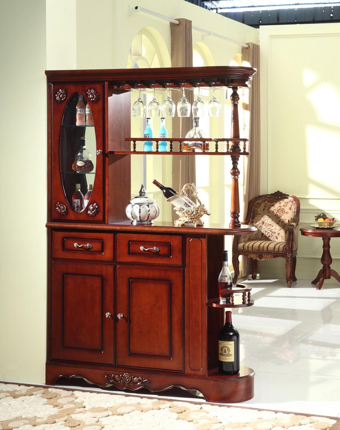 欧式风格间厅柜 简约现代装饰柜