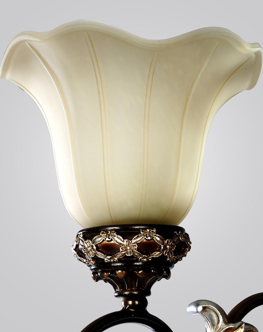 双头壁灯 个性镂空雕花 现代欧式
