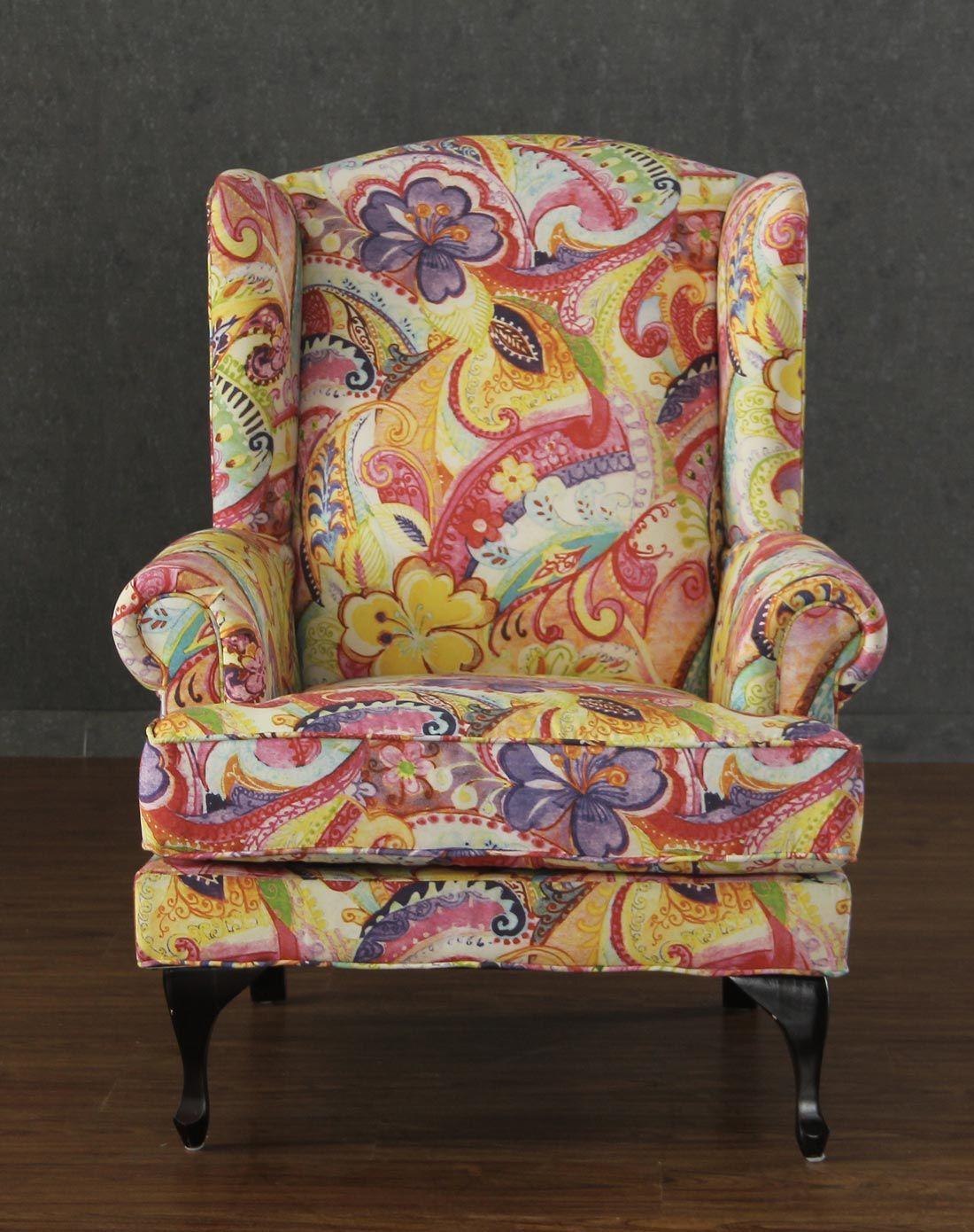 欧式老虎椅单人沙发-2款可选