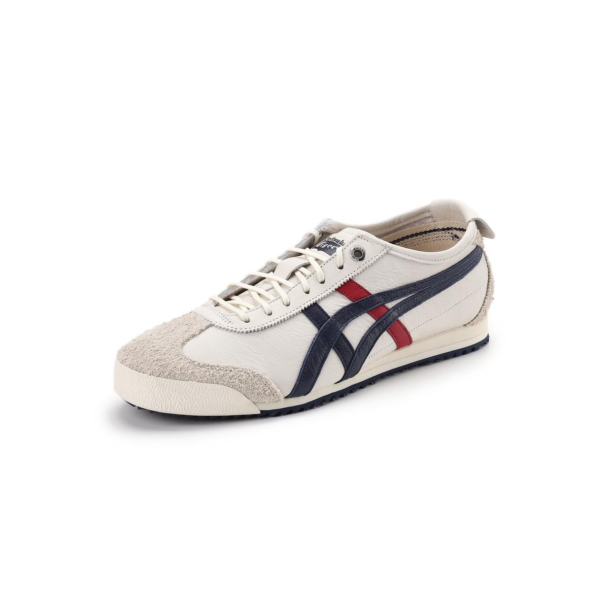 info for e3c76 3603c ONITSUKA TIGERMEXICO 66 SD 男女款运动鞋1183A036-101_唯品会