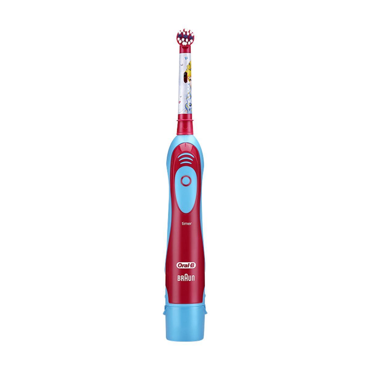 欧乐B儿童电动牙刷DB4510K 公主/汽车总动员随机发货